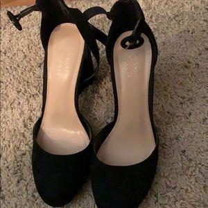 Lauren Conrad felt dress shoes